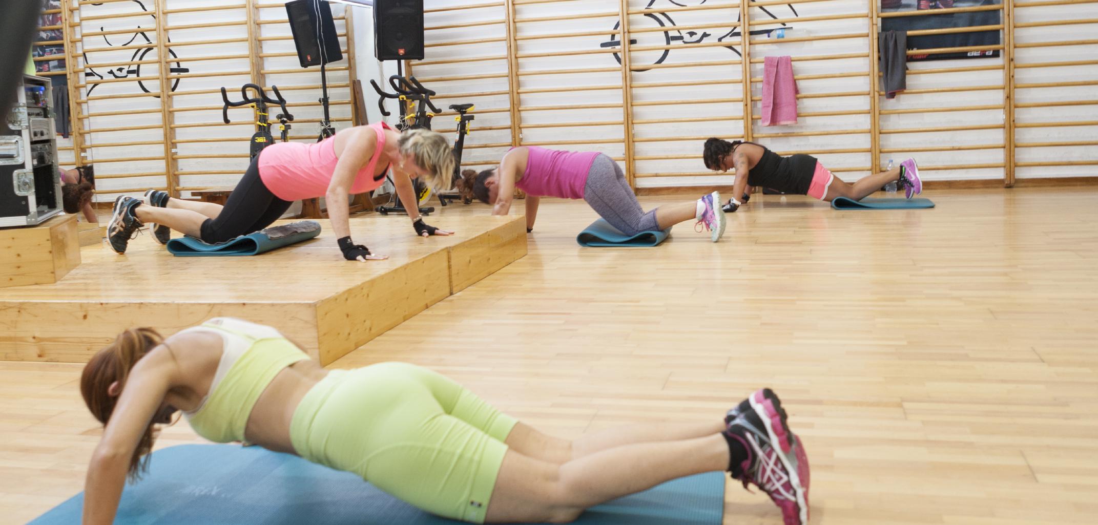 Fitness Rooms.Com